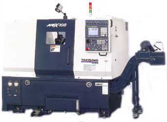 Taiwan Takisawa Technology Co. Ltd.- CNC Lathe