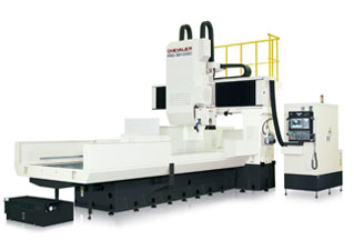 Double Column Surface Grinder - FSG-4080DC