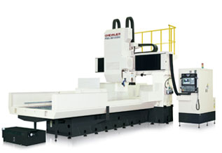 Double Column Surface Grinder - FSG-40120D