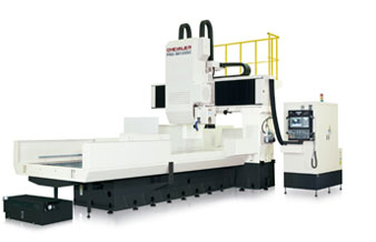 Double Column Surface Grinder - FSG-5060DC