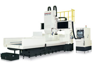 Double Column Surface Grinder - FSG-5080DC
