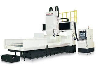 Double Column Surface Grinder - FSG-6060DC