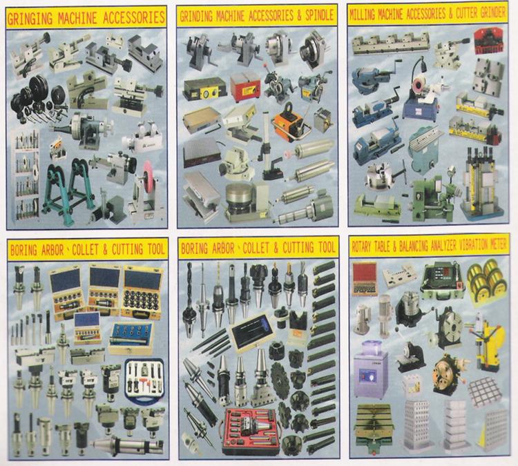 machine tool manufacturer
